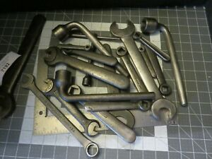 Vintage Williams Wrenches And Tools