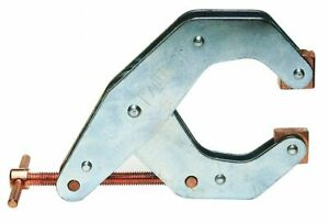 Kant twist Cantilever Clamp Steel Zinc Plated 6 Max Opening 5 1 2