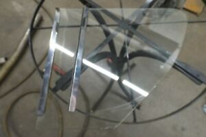 1949 1950 1951 Chevrolet Wagon Left Rear Window And Right Stainless