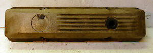 84 86 Chevy Corvette C4 Right Side Valve Cover Free Shipping