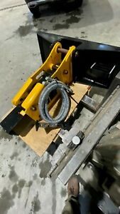 Skid Steer Hydraulic Hammer Breaker Trx Hb750 Case Bobcat Caterpillar