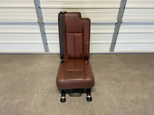 2007 2017 King Ranch Lincoln Navigator Ford Expedition 2nd Row Middle Jump Seat