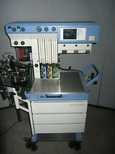 Draeger Narkomed Gs Anesthesia Machine