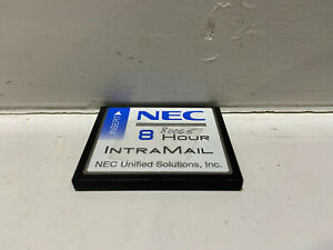 Refurbished Nec Ds2000 80065 Voicemail Card