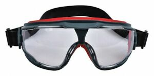 3m Anti fog Indirect Safety Goggles Clear Lens Includes Neoprene Strap