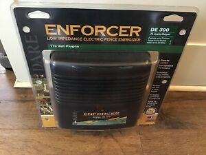 Dare De300 Horse Cattle Cow Electric Fence Energizer 110v 15 20 Miles 75 Acre