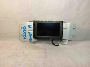 19 Ford Ranger Info Display Screen Radio Audio Stereo Kb3t 14g370 nlf W module