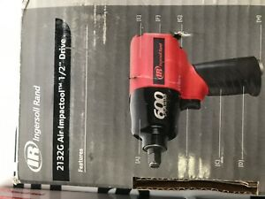 Ingersoll Rand 1 2 Air Ratchet 1 2 Air Impact Wrench All Brand New