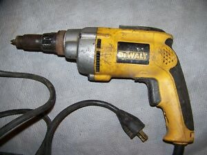 Dewalt Dw268 Heavy duty Vsr Versa clutch Screwgun