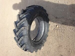 Two 7 50x16 Tractor Tires 7 50 16 Tubes Included 210 80r16