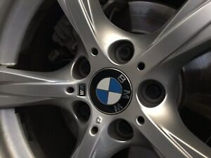 18 Inch Bmw m Wheels Oem Set Of 4 With Runflat Tires 80 New