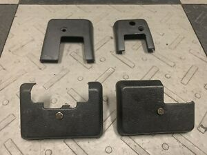 1978 1986 Grand National Regal T type Gnx Front Power Seat Track Trim Set Lh Gm