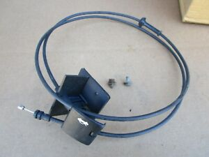 2003 2005 Chevy Cavalier Sunfire Hood Latch Release Cable Genuine Oem Gm Part
