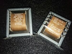 1pcs Stancor P 6377 Power Transformer 48v Pri 115 230v Sec 12v 2a 50 60hz Rohs