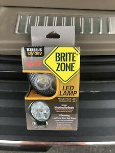 Grote Bz111 5 Forward Lighting Brite Zone Round New