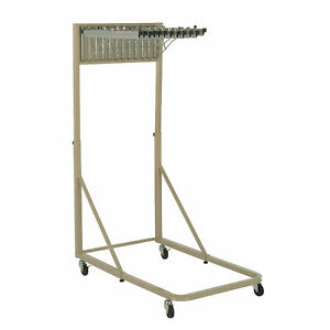 Pivot Mobile Blueprint Storage Rack