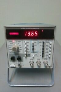 Tektronix Aa501a Distortion Analyzer With Tm502a Power Mainframe