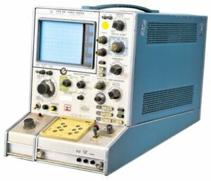 Tektronix Type 576 Industrial Dynamic Semiconductor Tester Curve Tracer