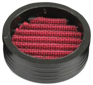 Speedmaster Pce104 1090 Velocity Stack Dome Air Filter Element Push in Style Dia