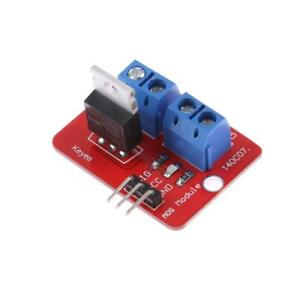 0 24v Top Mosfet Button Irf520 Mos Driver Module For Mcu Arm Raspberry Pi z