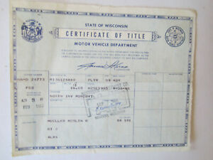 1959 Plymouth 4 Door Barn Find Historical Document