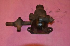 1946 1949 1954 Gmc Pickup Truck 228 236 248 270 302 Complete Thermostat Housing