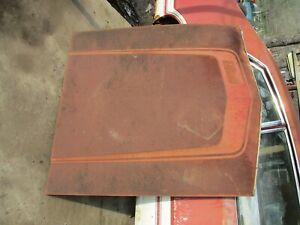 74 75 Maverick Grabber Hood Oem Rare Will Ship Greyhound Bus