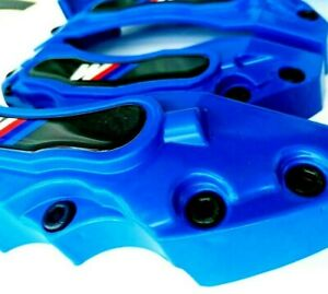 Blue Bmw M Brake Caliper Cover Bmw 1 2 3 4 5 6 7 8 Series Suv Coupe Combi Tdi Gt