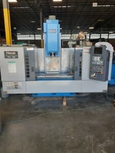 Mazak Vtc 20b Mazatrol Pc Fusion 640 M Vertical Machining Center