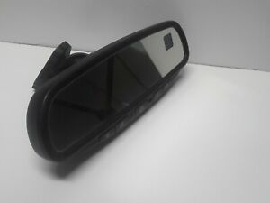 04 05 Nissan Titan Frontier Pathfinder Auto Dim Rear View Mirror Compass Temp