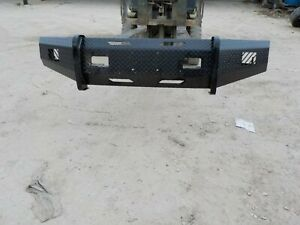 Ranch Style Front Bumper Ford F250 F350 2017 2018 2019 Bb24a