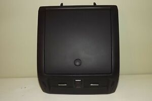 2010 2011 2012 Ford Fusion Vents Upper Center Dash Front Storage Box Panel