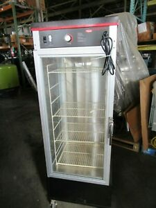 Hatco Pfst 1x Flav r savor Pizza Holding Warming Cabinet Tested works