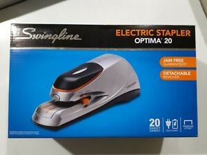 Swingline Optima 20 Electric Stapler 20 Sheet Capacity 48208