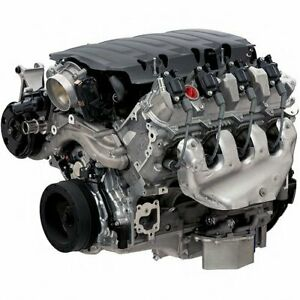 Chevrolet Performance 19418843 Lt1 376ci 6 2l Engine Kit For Use With 8l90 e W