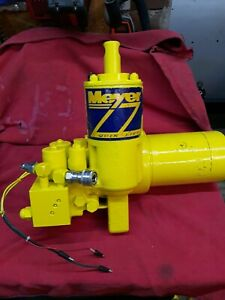 Meyer E 60 E 60 Power Angle Snow Plow Pump