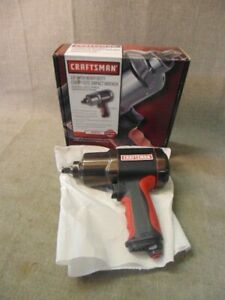 Craftsman 9 19984 1 2 Heavy Duty Composite Impact Wrench