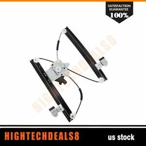 Power Window Regulator Driver Side Front With Motor For 2011 2015 Chevy Cruze