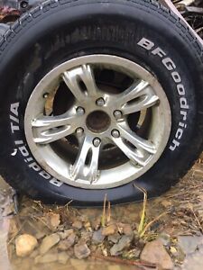 Chevy Truck 99 05 Used Only 3 Wheels 16 Inch 6 Lug