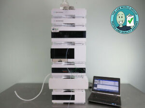 Agilent 1200 Hplc System Complete With Validation And Warranty See Video