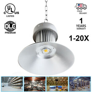 250w Led High low Bay Light Lamp Warehouse Shop Shed Factory Industry Fixture Bp