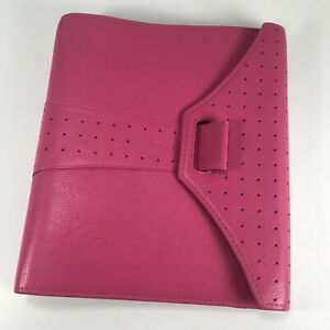 Cross Leather Planner Organizer Fits Filofax A5 Size 5 75 X 8 25 Filler Pages
