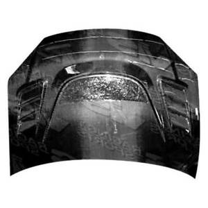 Vis Racing Hood G Speed Style Carbon Fiber For 2004 2009 Mazda 3 4dr