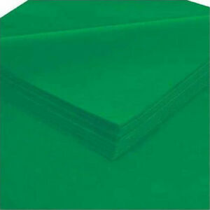 Tissue Paper 20 X 30 Kelly Green 480 Pack