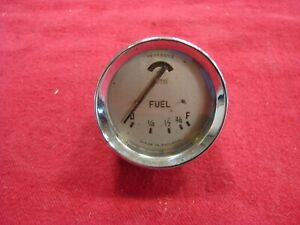 Austin Healey Fuel Gauge Late 100 6 To Early 3000