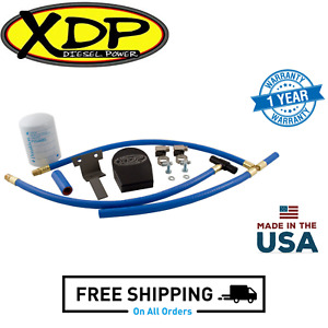 Xdp Coolant Filtration System Fits 2003 2007 Ford 6 0l Powerstroke