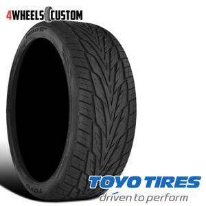 1 X New Toyo Proxes S t Iii 315 35r20 110w Highway All season Tire