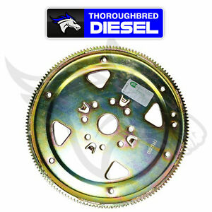 Diesel Performance Converters Stamped Flex Plate For 13 18 Dodge Cummins 68rfe