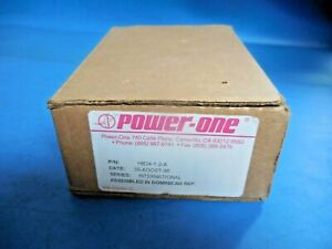 Power One Hb24 1 2 a International Series Power Supply 24vdc 1 2a