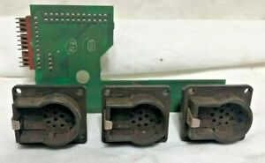 Hunter Alignment Engineering Console Mounting Board Head 45 798 1 P6